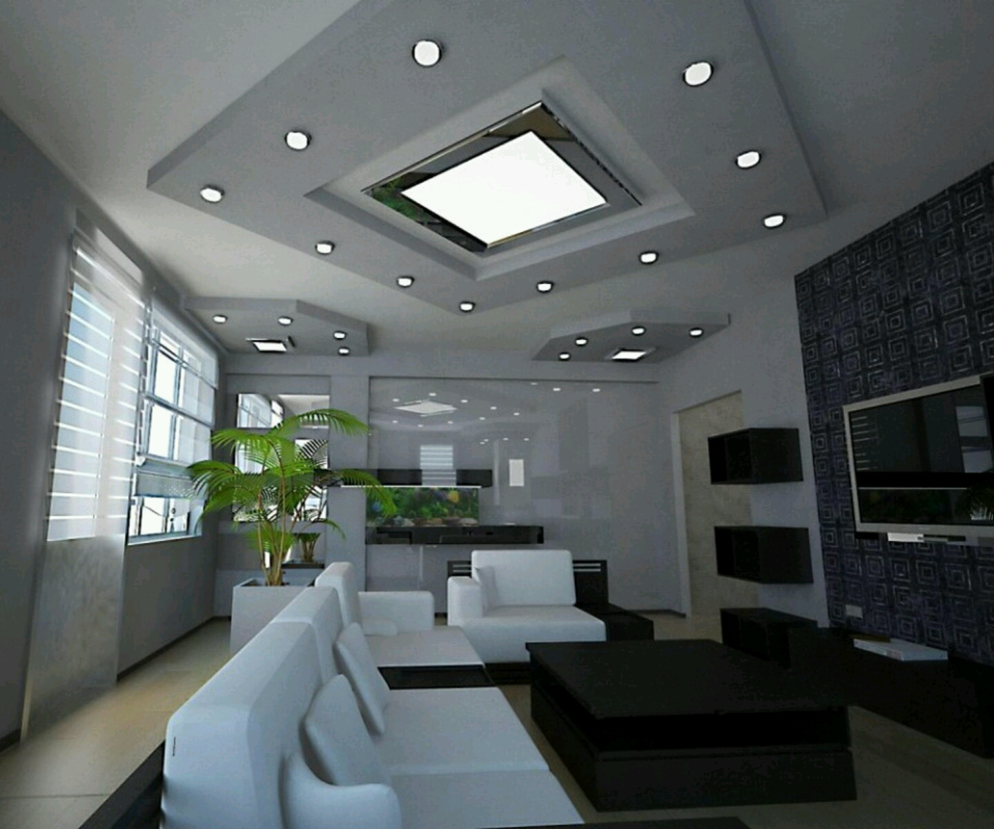 New home designs latest.: Ultra Modern living rooms ... on Modern House Ideas Interior  id=73029