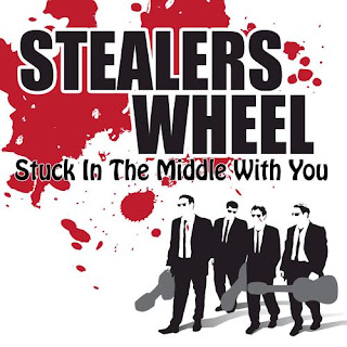 Stuck In The Middle With You by Stealers Wheel (1973)