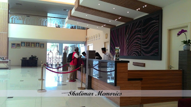 REVIEW : TH HOTEL & CONVENTION CENTRE,KUALA TERENGGANU.