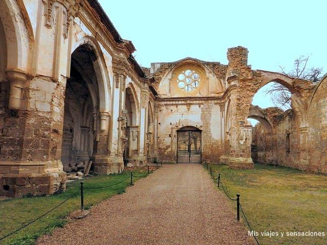 Monasterio de Piedra, Nuévalos (Zaragoza)