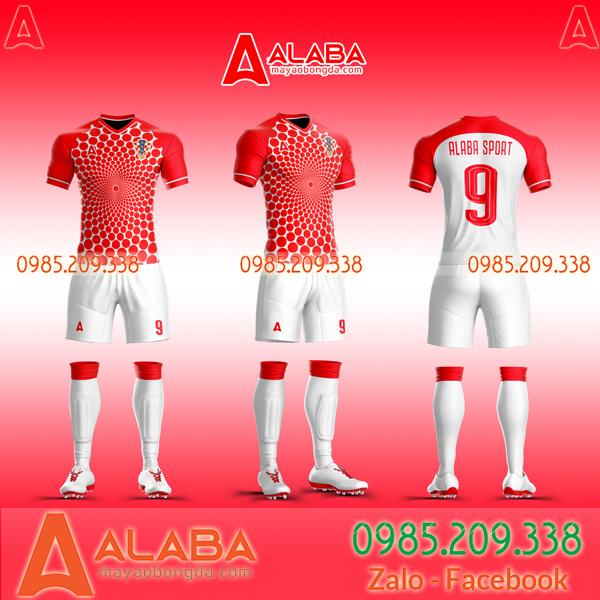 Áo Croatia đỏ mới nhất