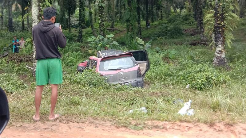 Kecelakaan Maut di Sanggau bawa Rombongan Santri