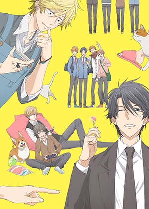 Hitorijime My Hero [12/12] [HD] [MEGA]