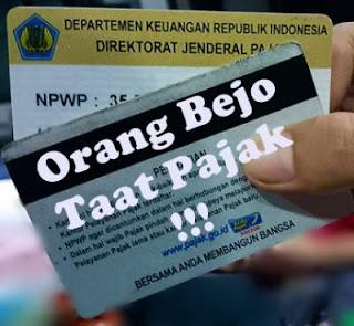 sanksi dan denda bagi wajib pajak yang tidak punya npwp