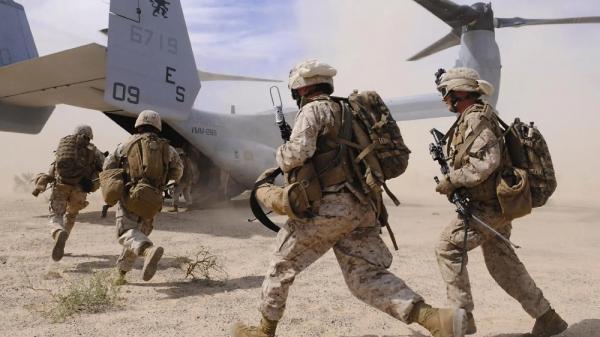 عشرات الطائرات الحربية الفرنسية والأمريكية في طريقها إلى الصحراء المغربية للمشاركة في مناورات عسكرية ضخمة