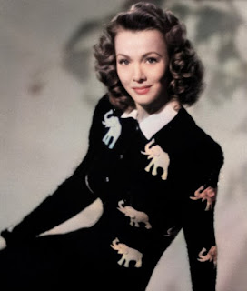 Carole Landis 1947