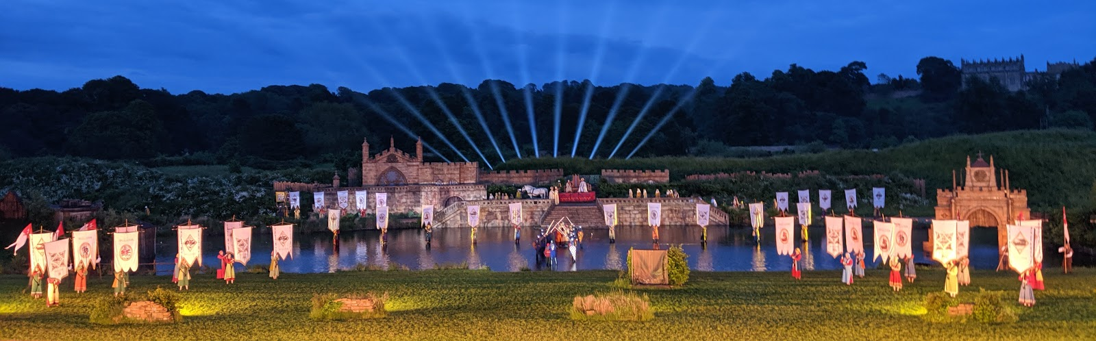 Kynren 2019 Review & A Summer of Historic Events | #Durham19