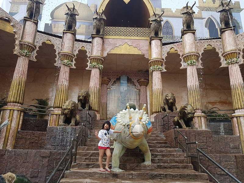 Wisata Jatim Park 3 di Batu Malang
