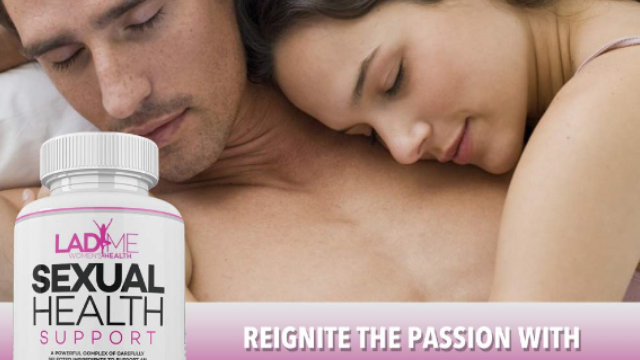 Stamina Enhancer Pills for Women- Supports  Better Sexual Health