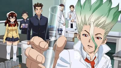الحلقة 1 Dr. Stone