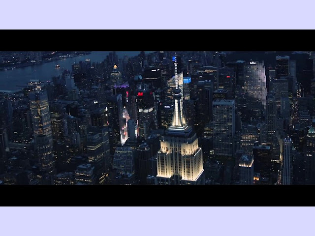 New York City at Night Wallpapers | New York View from Above