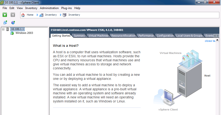 Terry L@u's blog: Microsoft Virtual Machine Converter