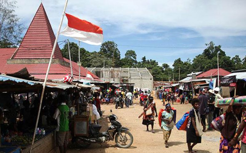 Jokowi Sahkan Aturan Tentang Perdagangan Perbatasan