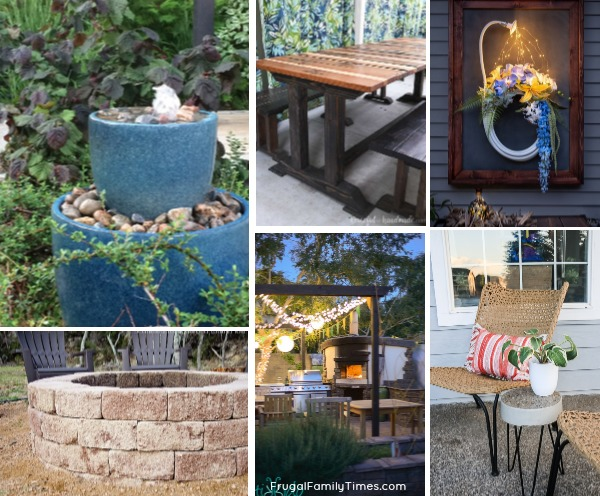 outdoor DIY home projects