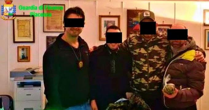 Spaccio, torture e minacce: le accuse ai carabinieri di Piacenza