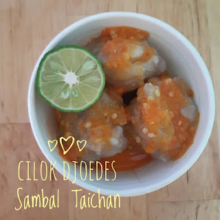 Cilok Djoedes Indonesian Meatball