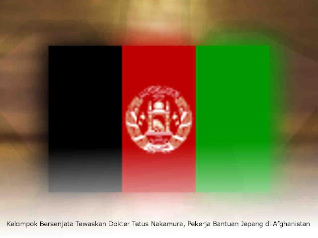 Kelompok Bersenjata Tewaskan Dokter Tetus Nakamura, Pekerja Bantuan Jepang di Afghanistan