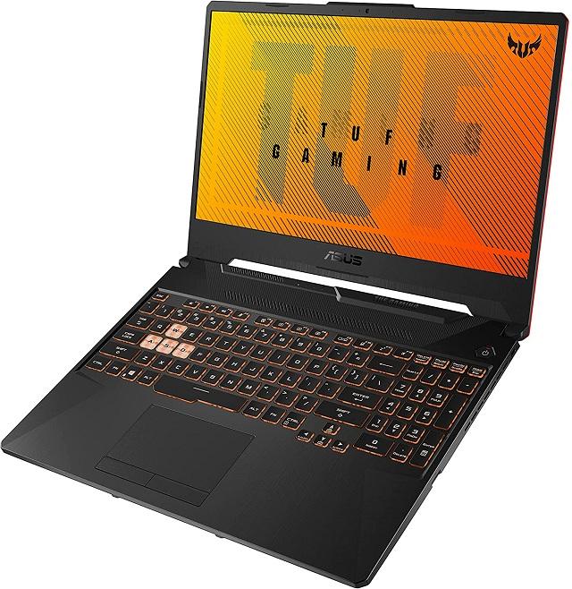 ASUS TUF Gaming F15 FX506LH-HN042T: portátil gaming Core i5 con gráfica NVIDIA GeForce y pantalla de 144 Hz