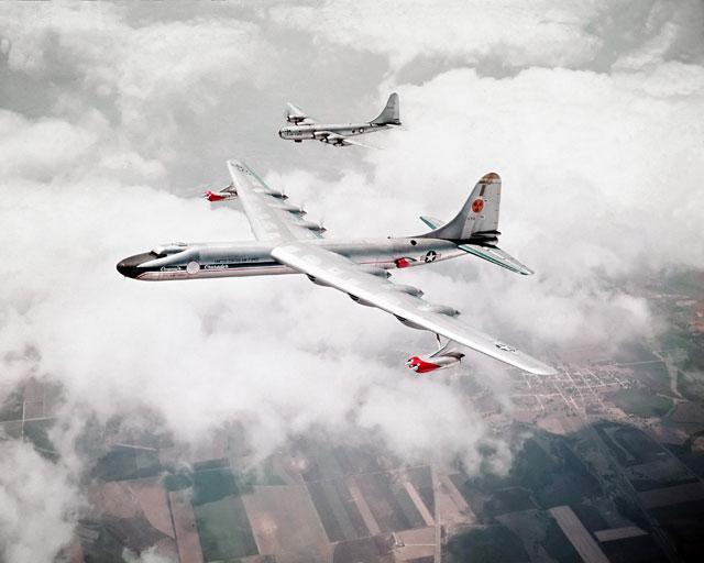 Pesawat Bertenaga Nuklir Convair X-6