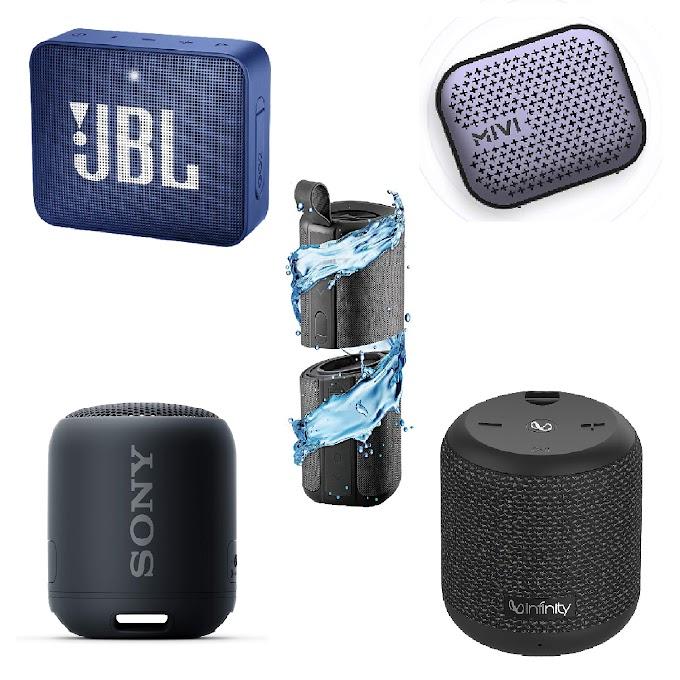 Top 5 Best Waterproof Speakers | Best Waterproof Bluetooth speakers 2021