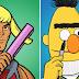 Ilustrador revela a vida secreta de nossos amados personagens de desenhos animados