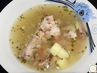 Supa de porc reteta,