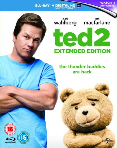 Ted 2 2015 Hindi Dual Audio BRRip 480p 300mb hollywood movie ted 2 hindi dubbed dual audio 300mb 480p compressed small size free download or watch online at https://world4ufree.ws