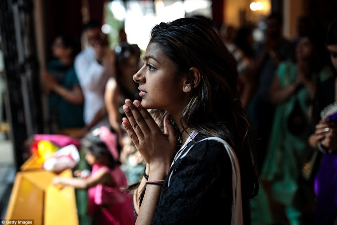 Forms of God in Prayers