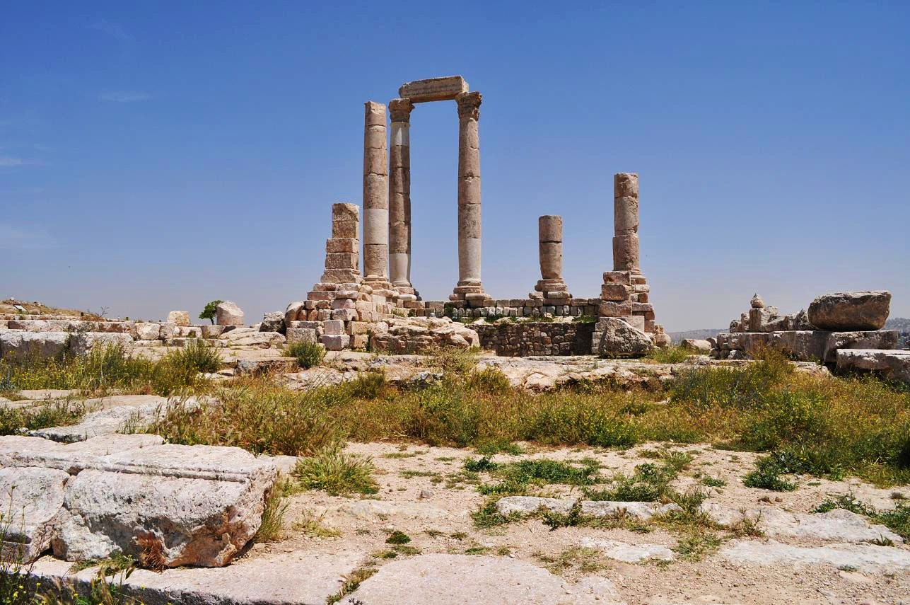 Amman City Day Tour