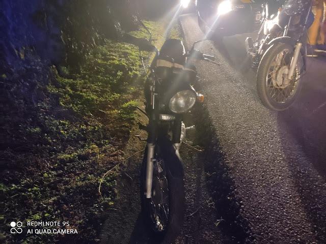 Na madrugada desta quarta-feira(26/08), aconteceu um acidente tipo queda de motocicleta, o fato ocorreu na BR 277, no KM 424 próximo de Cantagalo.  Uma equipe de socorristas da Ecocataratas e PRF foram até o local, foi prestado atendimento para duas vitimas, as quais tiveram ferimentos, e foram encaminhadas para atendimento em um unidade hospitalar.
