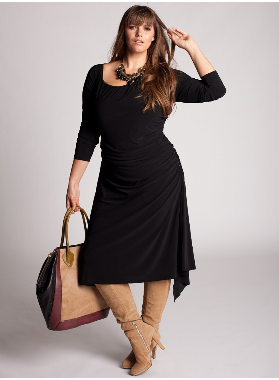 La Moda Y La Mujer Moderna: MODA PARA MUJERES GORDITAS
