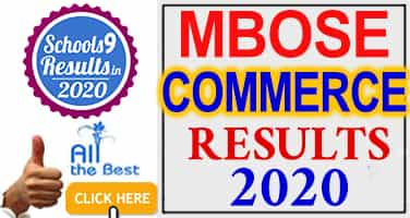 'MBOSE_HSSLC_Commerce_Result_2020'