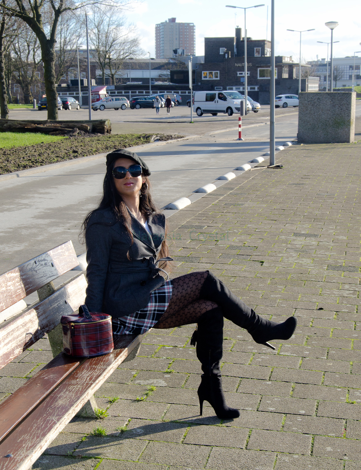 Natassia 39 S Place For Fashion High Heels And Geekiness Chilling In Rotterdam Literally Too