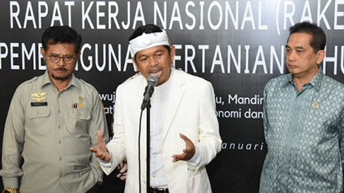 Dedi Mulyadi Bingung, Ziarah Dilarang Sementara Wisata Dibuka