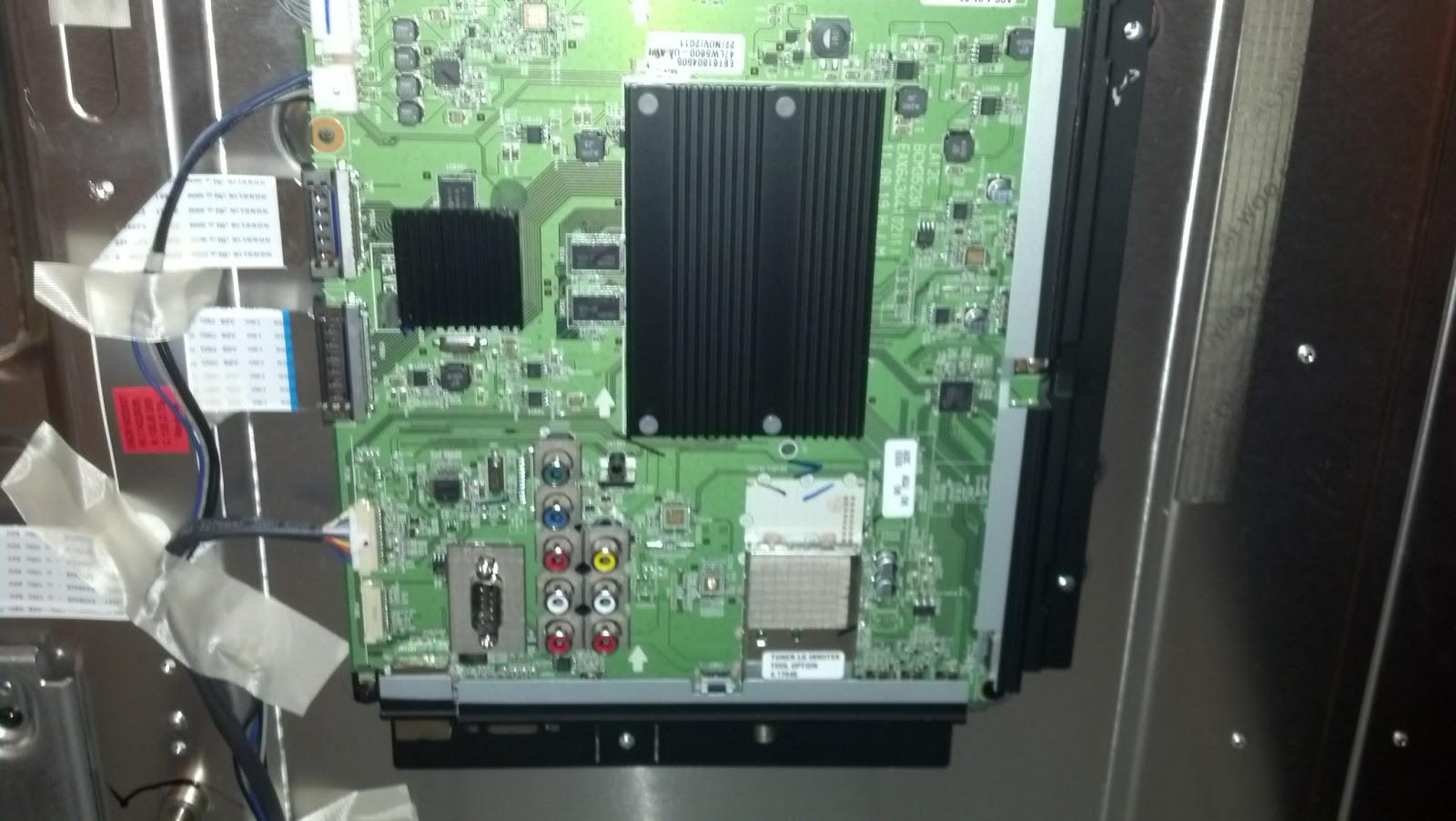 Siliconfish: Lightning strike killed the LG 55LW5700 TV ...