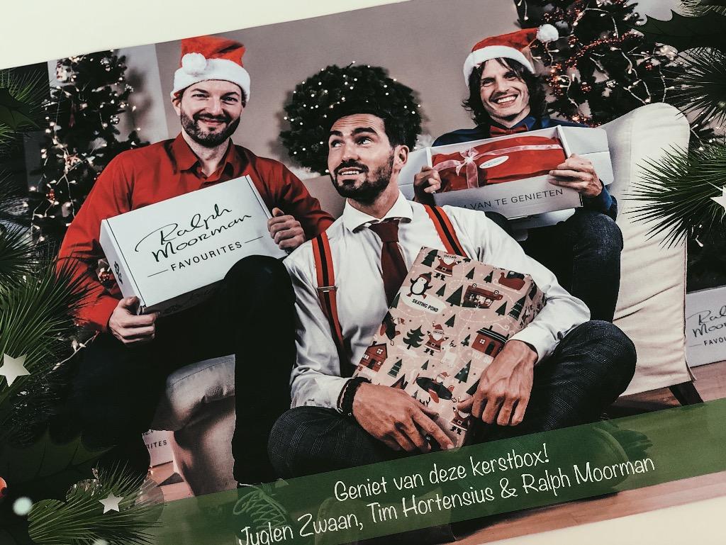 Ralph Moorman & Juglen Zwaan Favourits Jouwbox | Kerst editie 7#