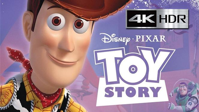 Toy Story (1995) REMUX 4K UHD [HDR] Latino-Castellano-Ingles