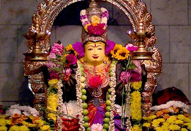 rajarajeswari temple nellore timings