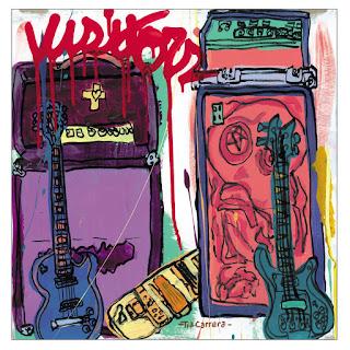 Tia Carrera - Visitors/Early Purple EP