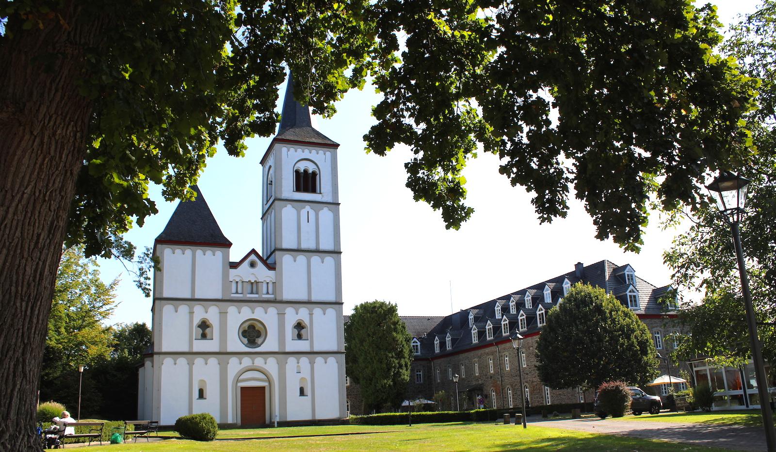 Церковь святой мученицы Агнессы.