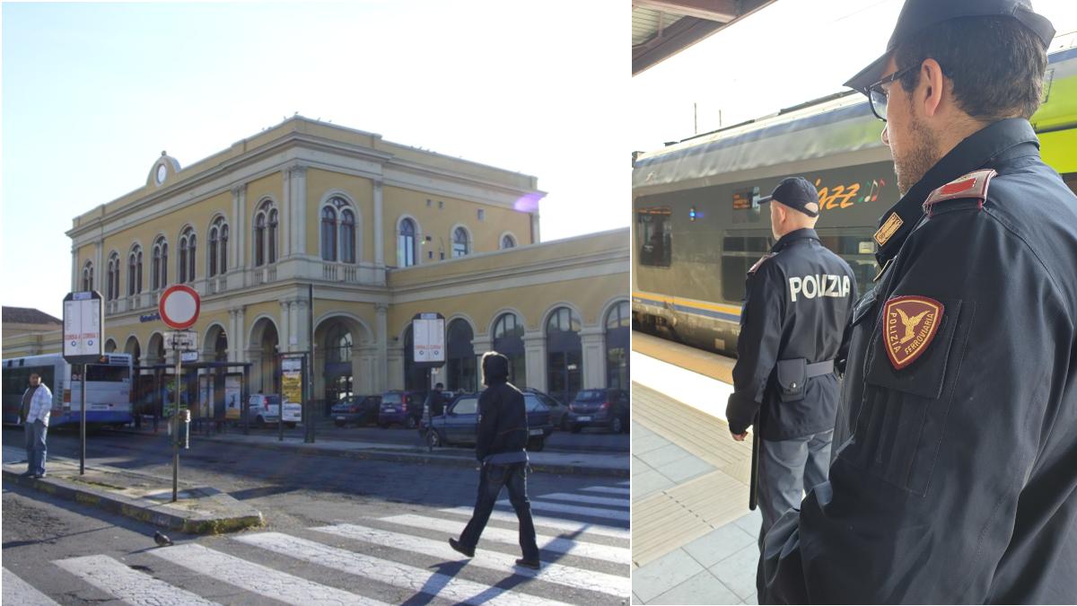 Polfer Stazione Centrale di Catania