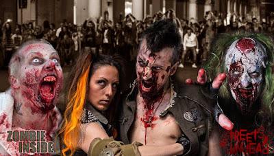 Zombie Walk Lido degli Estensi (Fe)
