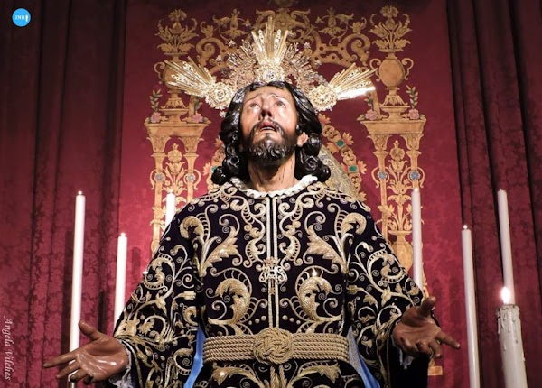 Monte-Sión lleva a cabildo de hermanos la restauración del Señor de la Sagrada Oración en el Huerto
