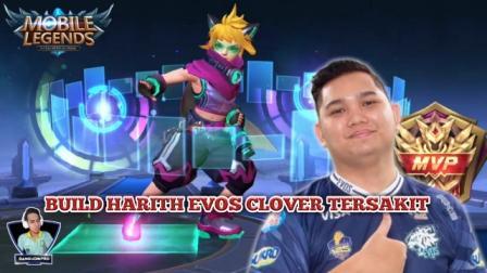 Build Harith Evos Clover Tersakit