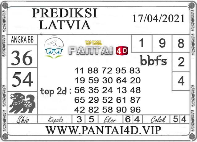 PREDIKSI TOGEL LATVIA PANTAI4D 17 APRIL 2021