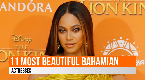 LIST: 11 Most Beautiful Bahamian Actresses