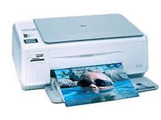 Image HP Photosmart C4250 Printer