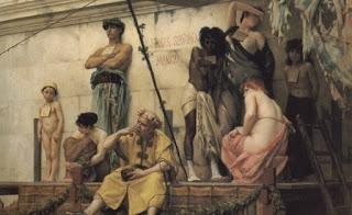 Boulanger Gustave Clarence Rudolphe The Slave Market 570x350 Agama dan Kepercayaan teraneh di dunia