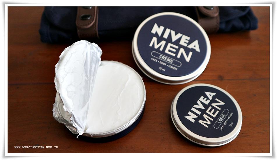 Krim kulit wajah untuk pria