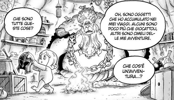 Manga significato avventura